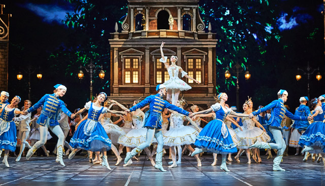 премьера балета «Коппелия» в НОВАТе, фото: novat.nsk.ru