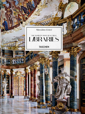 Massimo Listri The World's Most Beautiful Libraries XXL