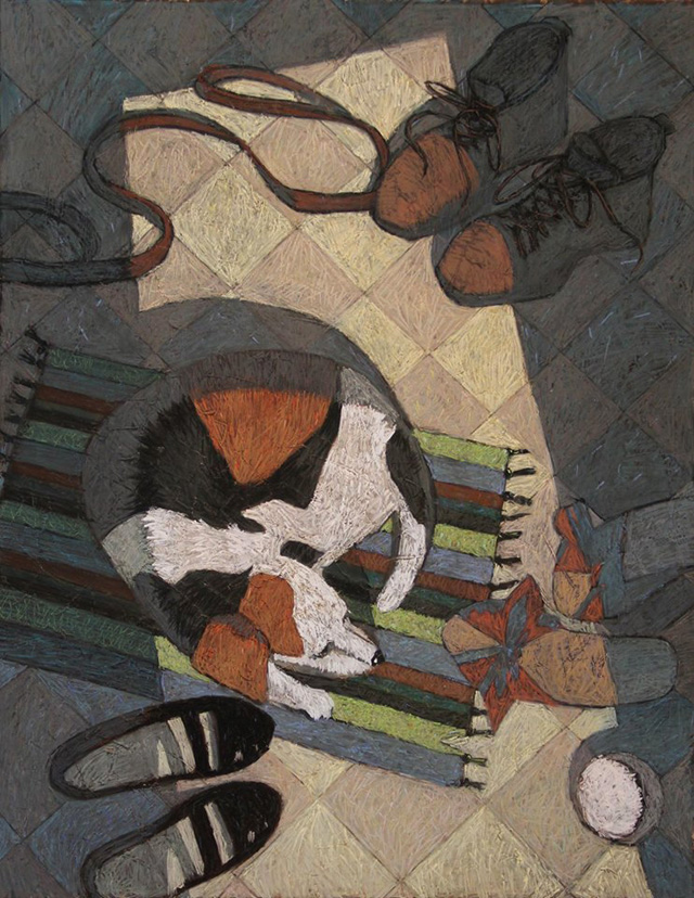 пастель Натальи Леоновой