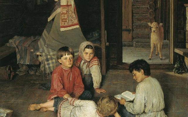 01-Н. П. Богданов-Бельский_Новая сказка. 1891