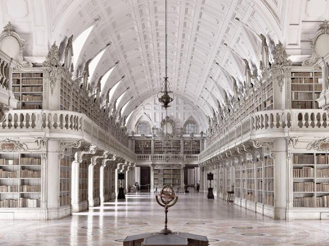 Biblioteca do Convento de Mafra, Mafra, Portugal-02