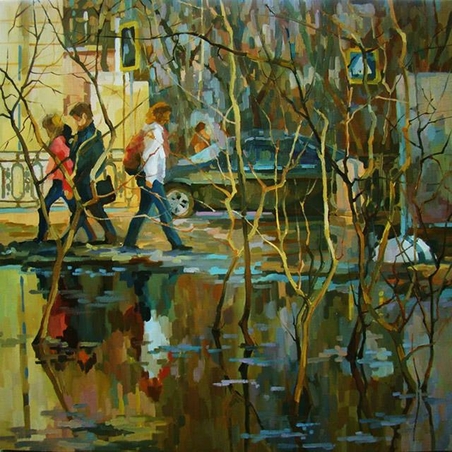 картина Виктории Чижовой