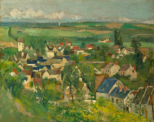 02_Auvers, Panoramic View (1873-75)