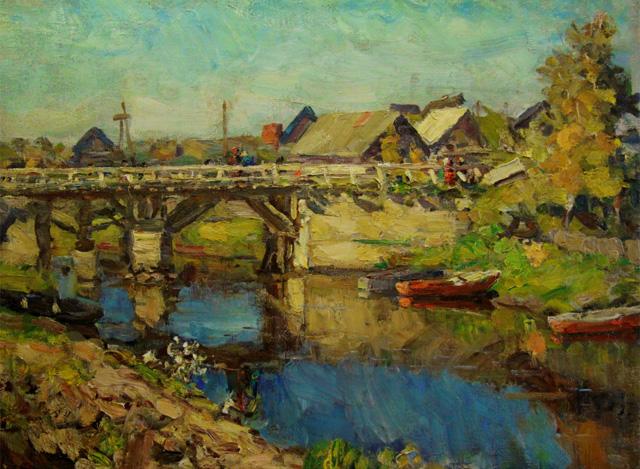 03-Владимир Гремитских - Мост (1964)
