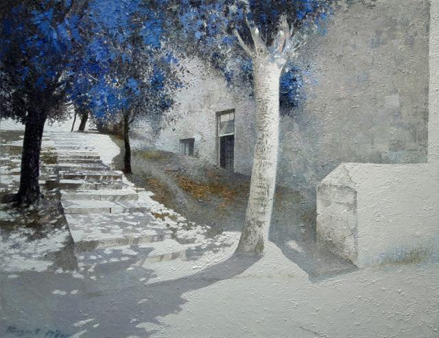 картина Петра Козлова