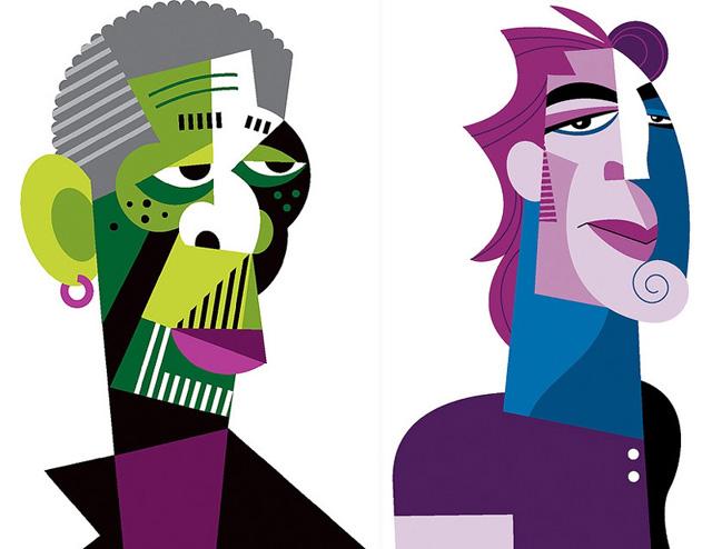 иллюстрации Пабло Лобато (Аргентина)