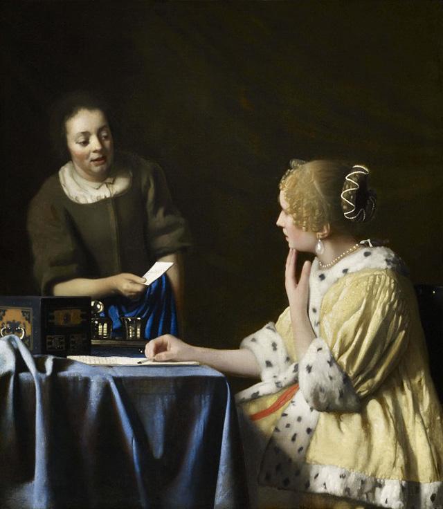 картина Яна Вермеера Делфтского