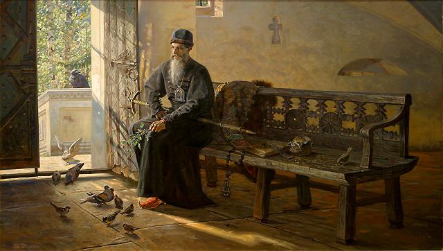 картина Павла Викторовича Рыженко