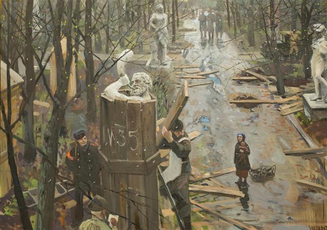 окончание блокады Ленинграда