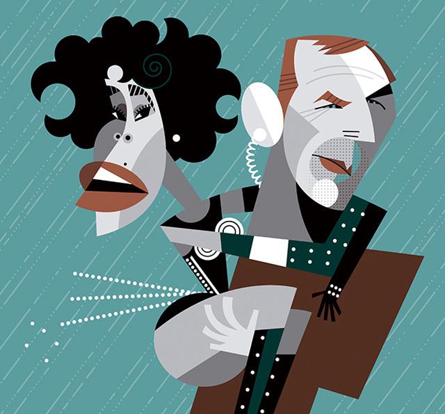 иллюстрация Пабло Лобато (Аргентина)
