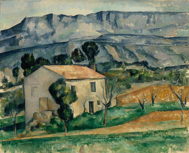 09_House in Provence (c. 1886-90)