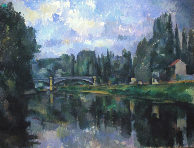 10_Bridge over the Marne at Creteil (1888)