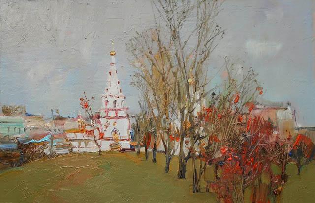 11-Вероника Лобарева - Иркутск. Собор Богоявления (2014)
