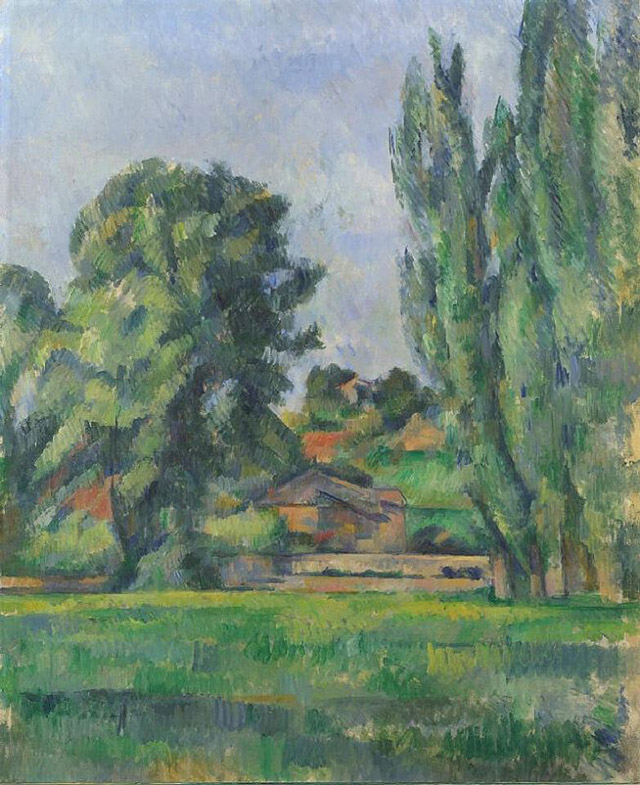 11_Landscape with Poplars (c. 1888)