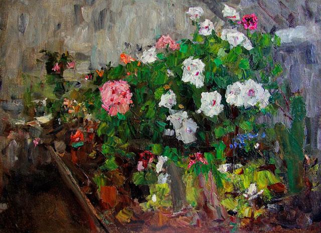 12-2-Владимир Гремитских - Цветы (1958)