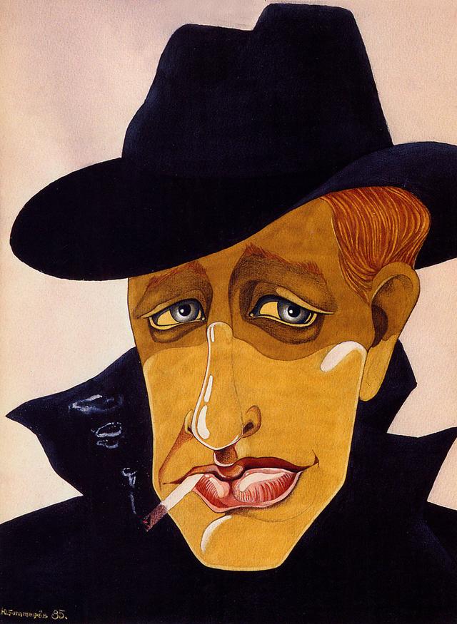 13-Евгений Евстигнеев в спектакле «На дне» М.Горького. Театр «Современник», 1985