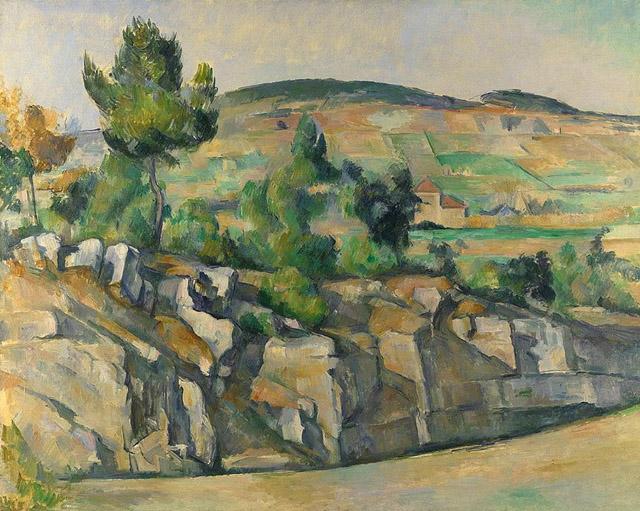 15_Hillside in Provence (c. 1890-92)