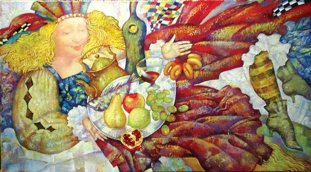 картина Ольги Налетовой (Москва)