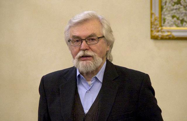 Писатель Антатолий Курчаткин. Фото: facebook автора