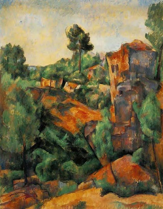 24_The Bibemus Quarry (c. 1898-1900)