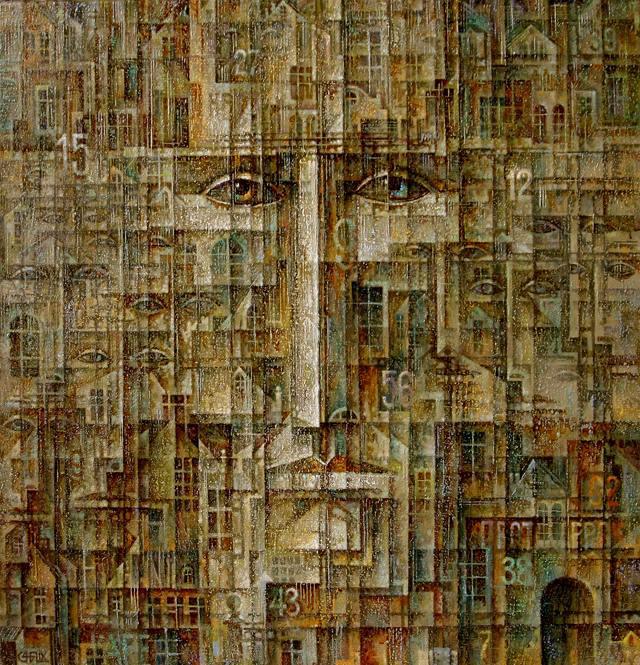 29-Сергей Чесноков-Ладыженский_Парадигма 2009