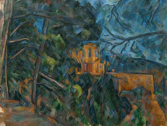 33_Chateau Noir (c. 1900-04) copy