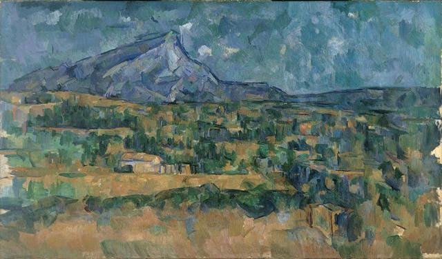 34_Mont Sainte-Victoire (c. 1902–06)