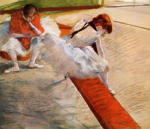 a look into the life and works of edgar degas