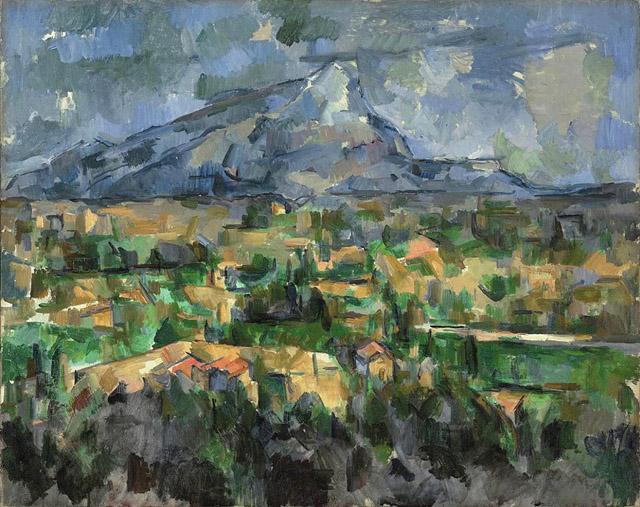 41_Mont Sainte-Victoire (c. 1902-04)