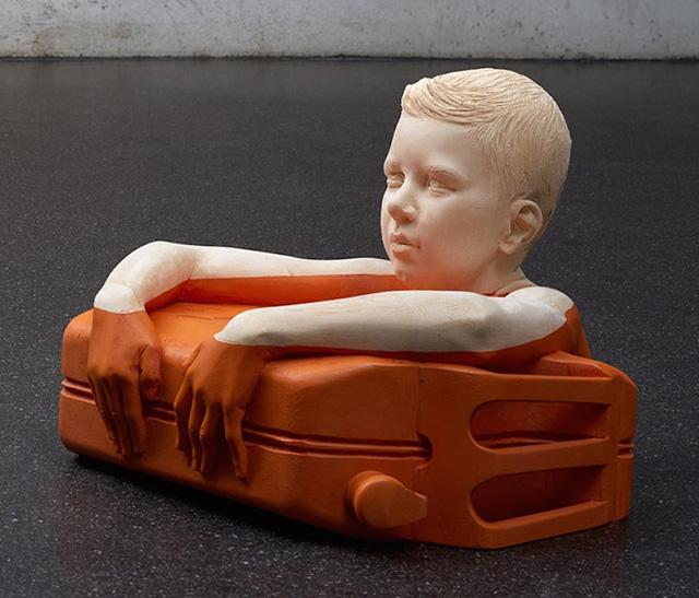 работа итальянского скульптора Вилли Вергинера