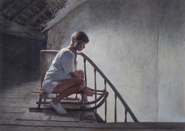 картина Алекса Рассела Флинта