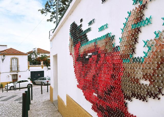 Панно Аны Мартинс (Португалия)