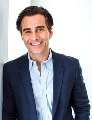 Artsy CEO Mike Steib, фото: ArtDaily / Artsy