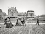 Atlantic City, New Jersey, circa 1905