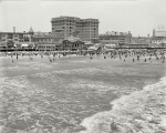 Atlantic City circa 1913 Chalfonte Hotel