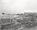 Atlantic City from lighthouse 1900