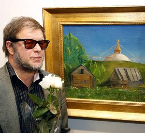 Борис Гребенщиков - поэт, музыкант и художник