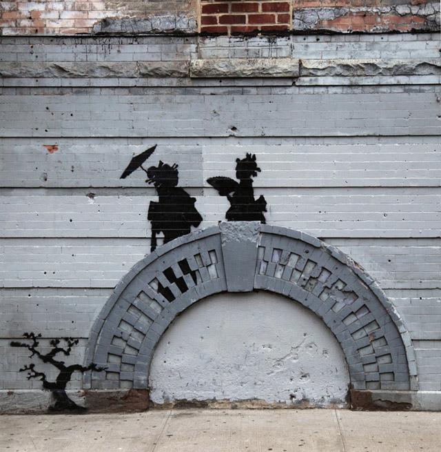 Banksy in NY - 02