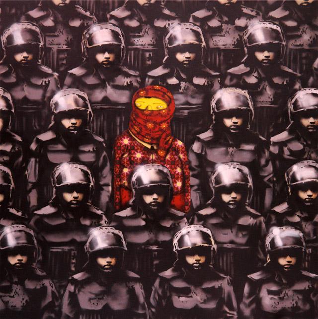 Banksy in NY - 04