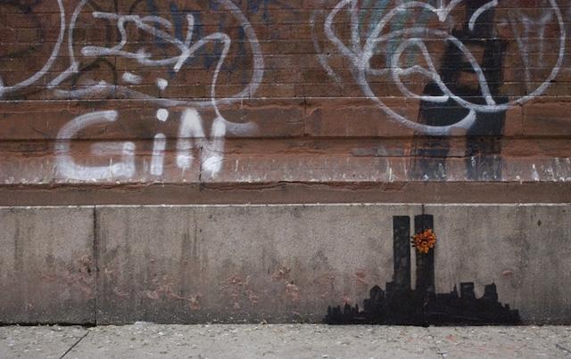 Banksy in NY - 08