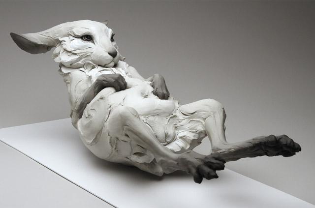 скульптура Бэт Кэйвинер