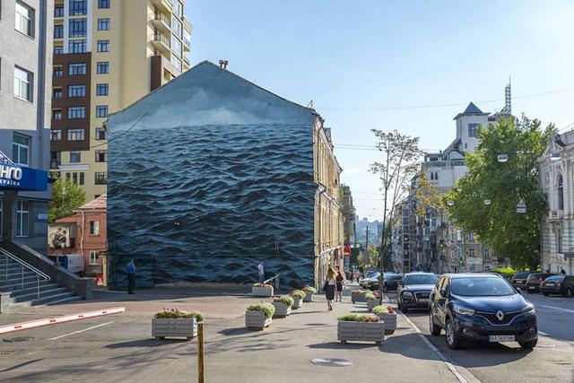 """Black Sea"" by Jake Aikman (2017)"