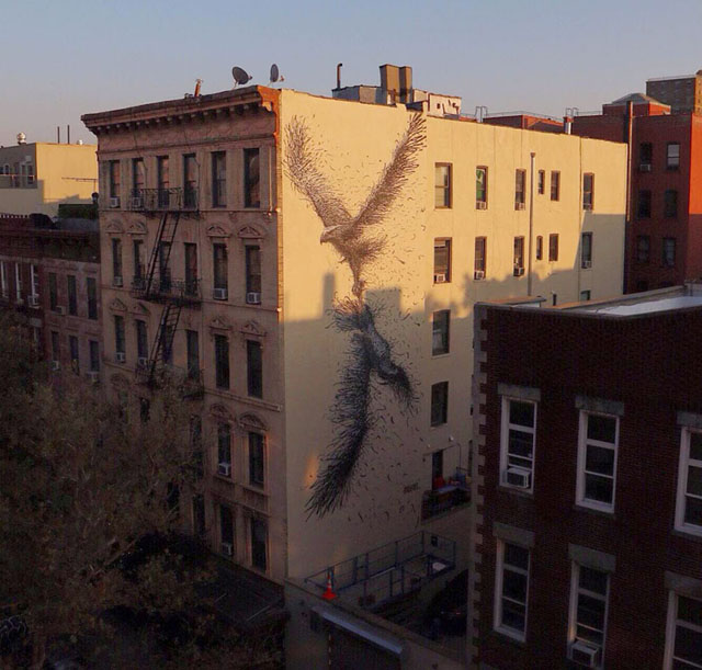 Где-то в районе Манхэттена