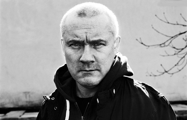 Damien Hirst, photo: Anton Corbijn (2015)