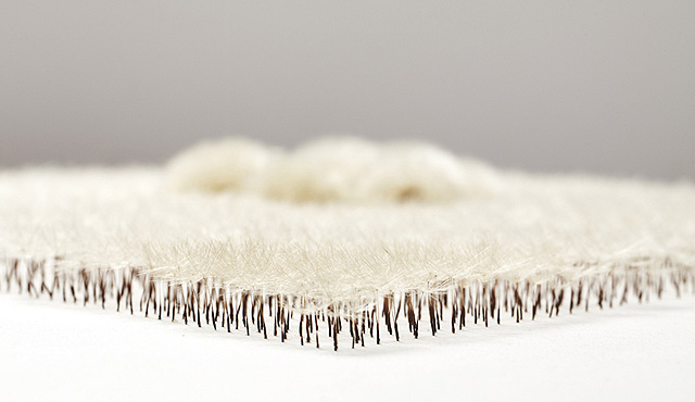 панно из одуванчиков, автор - Duy Anh Nhan Duc