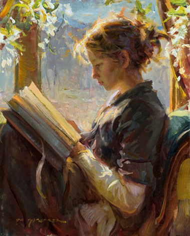 "Daniel F. Gerhartz ""The Garden Window"""
