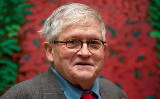 David Hockney, photo: Reuters / Getty Images