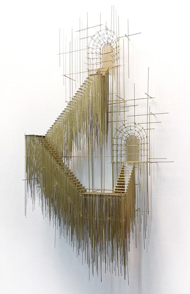 Работа испанского скульптора Давида Морено
