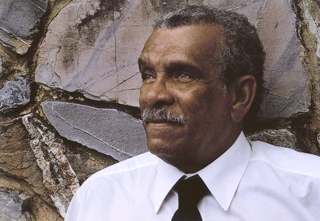 Derek Walcott, photo - Reuters