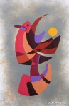 Объевшаяся колибри (2008)